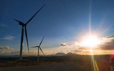 Seguimiento de parques eólicos, vigilancia ambiental en Málaga